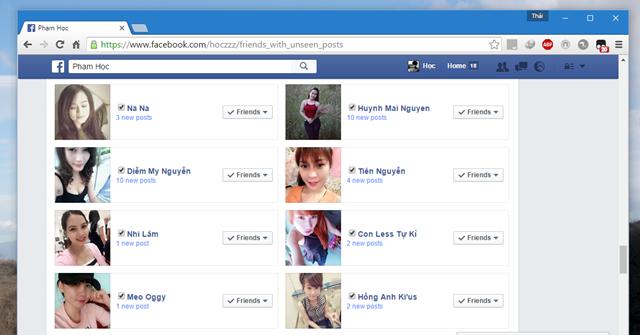gợi ý kết bạn trên facebook giúp bạn tìm được nhiều bạn bè hơn
