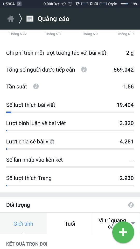 kinh nghiệm chạy facbook ads