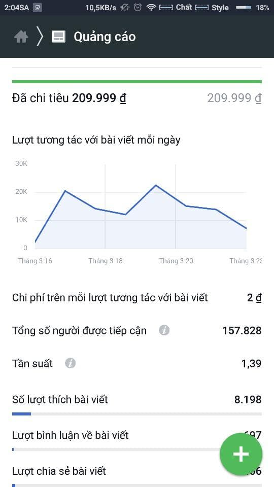 kinh nghiệm chạy facbook ads 1
