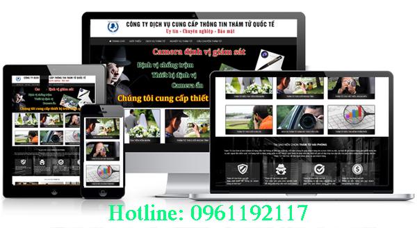Tìm hiểu dịch vụ thiết kế website