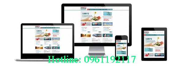 Dịch vụ thiết kế website tại Giúp Bạn AZ