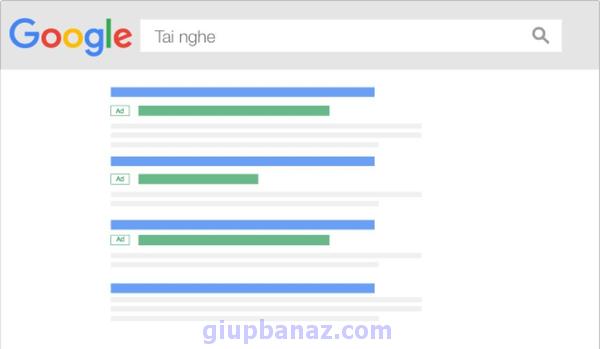 Quảng cáo google ads gia tăng doanh số